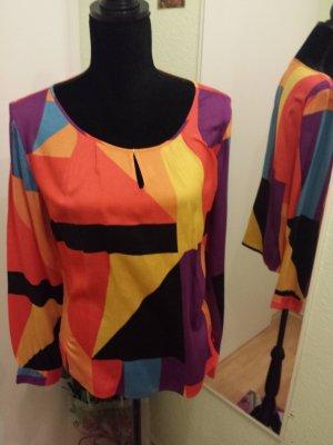 Comma Tunika in tollen Farben
