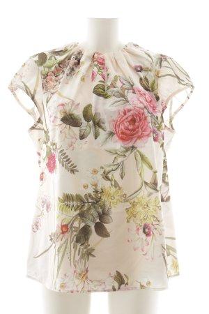 Comma Tunikabluse Blumenmuster Elegant