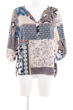 Comma Tunique-blouse motif floral style décontracté