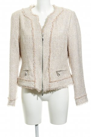 Comma Tweedblazer mehrfarbig Casual-Look