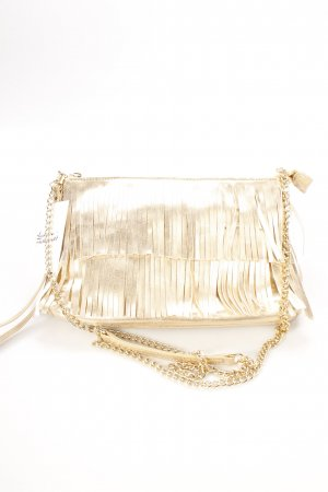 Comma Crossbody bag gold-colored party style