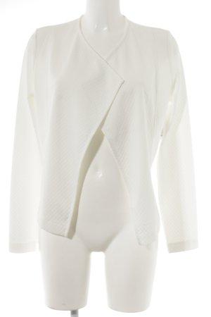 Comma Blazer in lana bianco sporco elegante