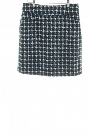 Comma Wool Skirt graphic pattern casual look