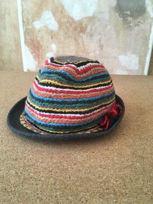 Comme des Garçons Cappello in feltro multicolore Cotone
