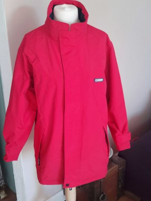 Jacket brick red
