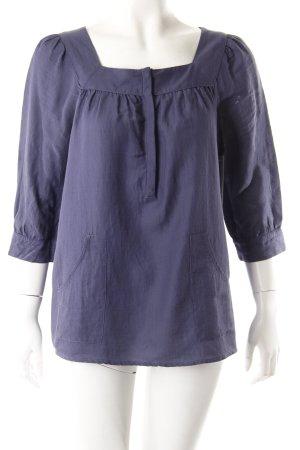 Comptoir des Contonniers Dreiviertelarm-Bluse blau