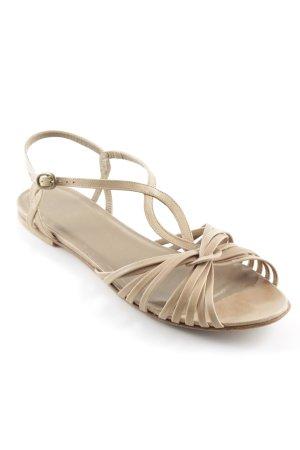 Comptoir Des Contonniers Sandalen met bandjes beige Beach-look