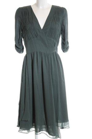 Comptoir des Cotonniers A-Linien Kleid khaki Elegant