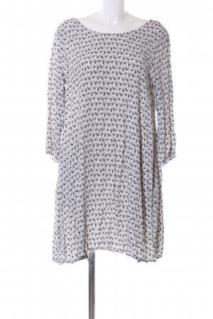 Comptoir des Cotonniers A-Linien Kleid Allover-Druck Casual-Look