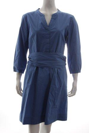 Comptoir des Cotonniers A-Linien Kleid hellblau minimalistischer Stil