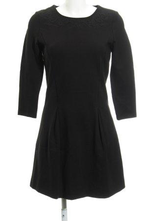 Comptoir des Cotonniers A-Linien Kleid schwarz Elegant
