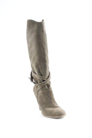 Comptoir des Cotonniers Absatz Stiefel graubraun Elegant