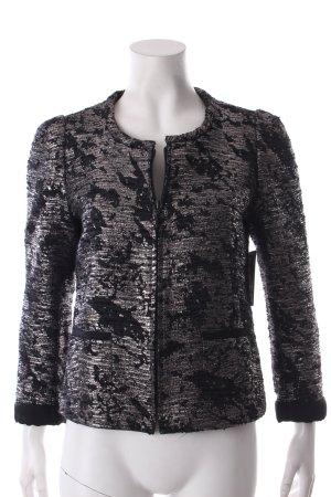 Comptoir des Cotonniers Blazer schwarz-silberfarben
