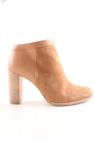 Comptoir des Cotonniers Booties hellorange Business-Look