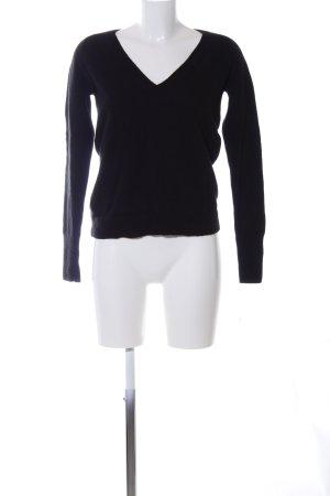 Comptoir des Cotonniers Cashmere Jumper black casual look