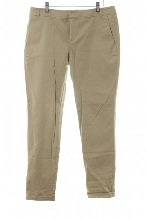 Comptoir des Cotonniers Chinohose goldfarben Business-Look