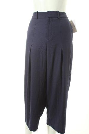 Comptoir des Cotonniers Culottes dunkelblau Street-Fashion-Look