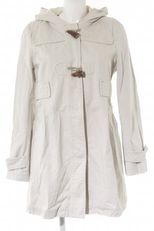 Comptoir des Cotonniers Duffel Coat cream-light brown Brit look