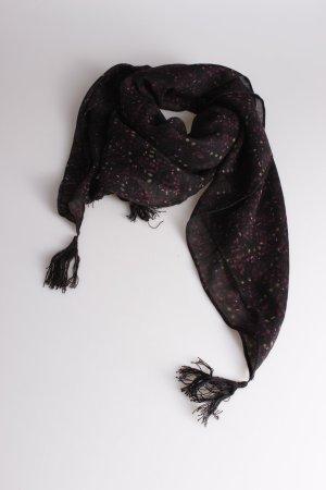 Comptoir des Cotonniers Halstuch schwarz-lila