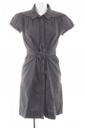 Comptoir des Cotonniers Vestido tipo blusón gris claro look casual
