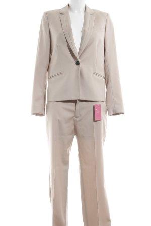 Comptoir des Cotonniers Tailleur-pantalon vieux rose laine