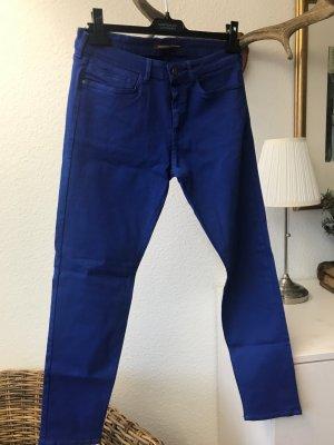 Comptoir des Cotonniers Pantalone cinque tasche blu Cotone