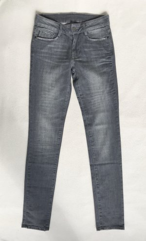 Comptoir des Cotonniers Jeans grau skinny Gr.34