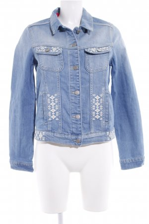 Comptoir des Cotonniers Jeansjacke blau Casual-Look
