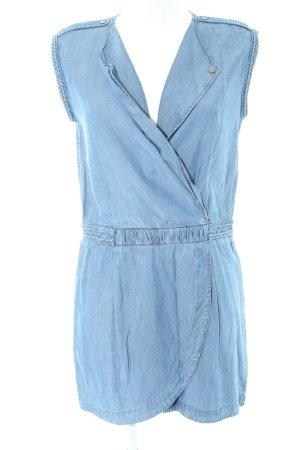 Comptoir des Cotonniers Jeanskleid blau Casual-Look
