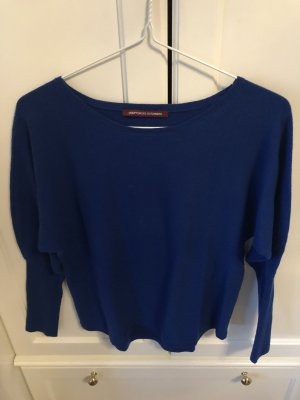 Comptoir des Cotonniers Pullover in cashmere blu