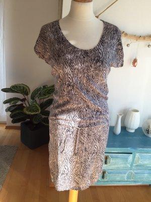 Comptoir des Cotonniers Kleid Feinstrick mit Kaschmir Größe M