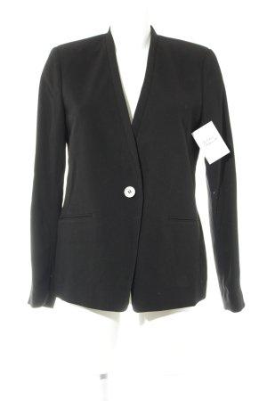 Comptoir des Cotonniers Kurz-Blazer schwarz Business-Look