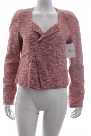 Comptoir des Cotonniers Kurzjacke creme-pink Vintage-Look