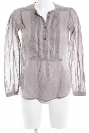 Comptoir des Cotonniers Langarm-Bluse graubraun Casual-Look