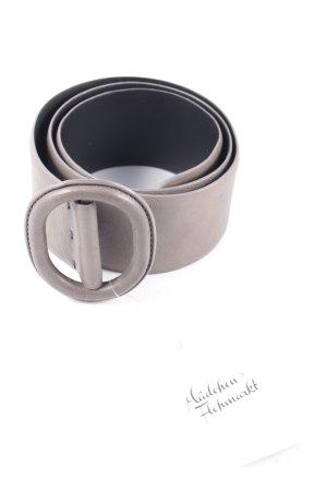 Comptoir des Cotonniers Ledergürtel grau klassischer Stil