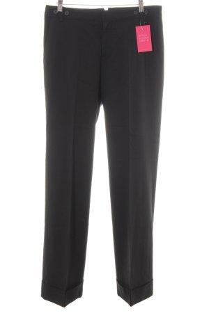 Comptoir des Cotonniers Pantalone Marlene nero stile professionale