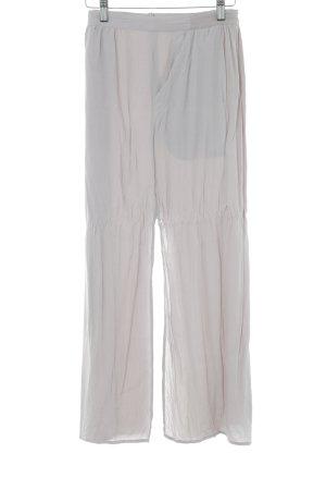Comptoir des Cotonniers Jupe longue gris clair style décontracté