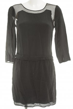Comptoir des Cotonniers Minikleid schwarz Party-Look