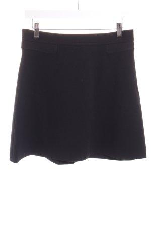 Comptoir des Cotonniers Minirock schwarz schlichter Stil