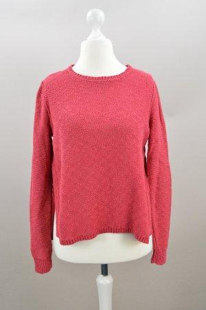 Comptoir des Cotonniers Pullover Strick rot Größe M