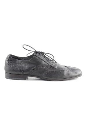 Comptoir des Cotonniers Schnürschuhe schwarz klassischer Stil