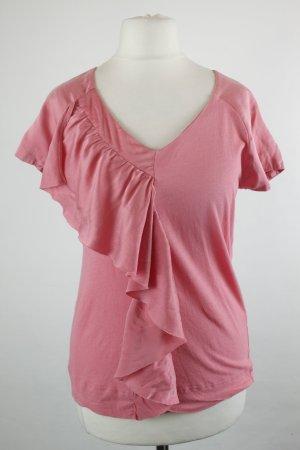 Comptoir des Cotonniers Shirt Gr. M lachs rosa