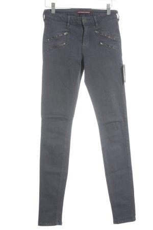 Comptoir des Cotonniers Skinny Jeans grau Casual-Look