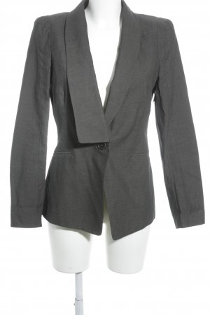 Comptoir des Cotonniers Tuxedo Blazer black flecked business style