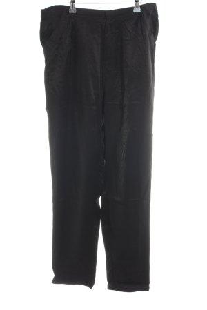 Comptoir des Cotonniers Stoffhose schwarz schlichter Stil