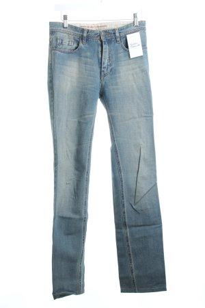 Comptoir des Cotonniers Straight-Leg Jeans stahlblau Casual-Look