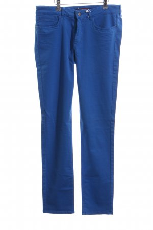 Comptoir des Cotonniers Stretch Trousers blue casual look