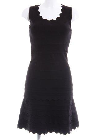 Comptoir des Cotonniers Abito di maglia nero stile casual