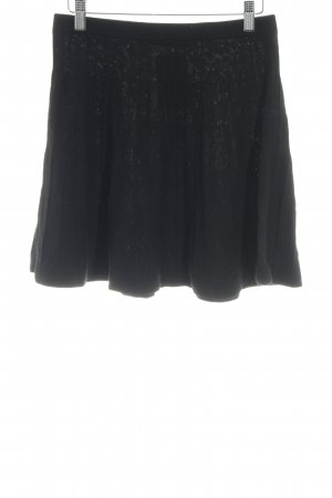 Comptoir des Cotonniers Knitted Skirt black casual look