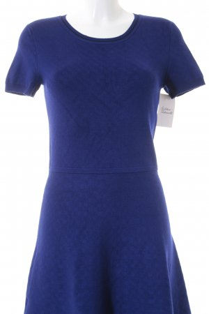 Comptoir des Cotonniers Sweatkleid blau schlichter Stil